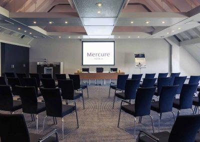 Mercure Hotel Zwolle Banquet Classruimte