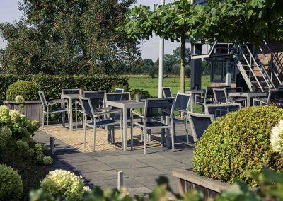 Mercure Hotel Zwolle Bar Terras in het Groene