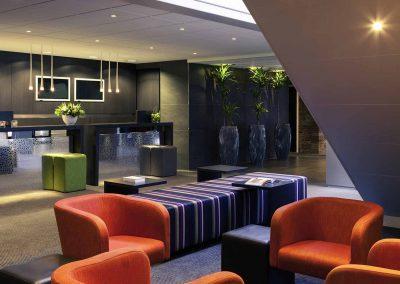 Mercure Hotel Zwolle Lobby