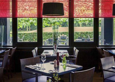 "Mercure Hotel Zwolle Restaurant ""De Hanze"""