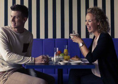 Mercure Hotel Zwolle Restaurant met Personen